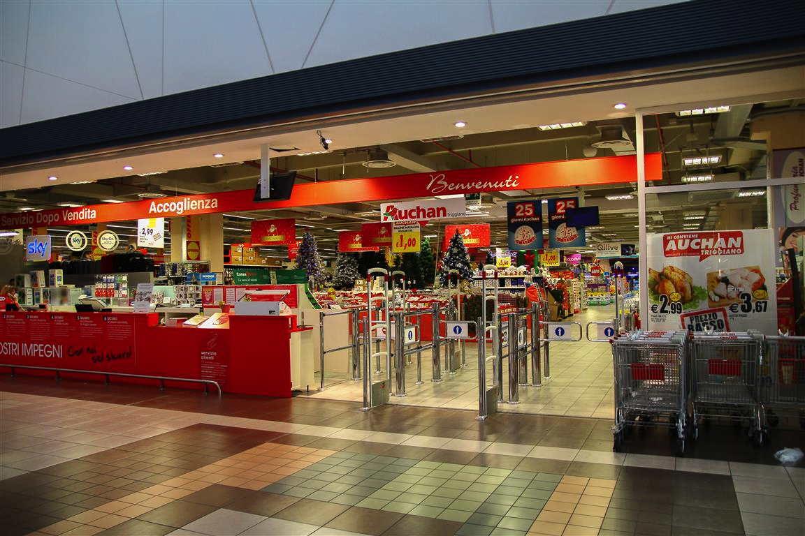 Auchan triggiano continua la vertenza gdoweek for Email auchan