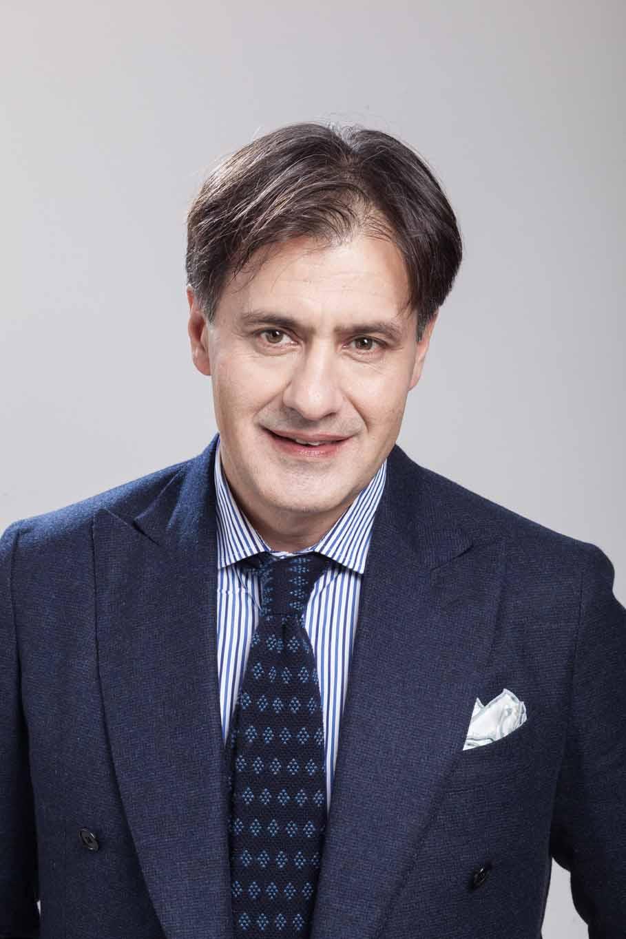 Nicola Mastromartino, presidente del Gruppo VéGé