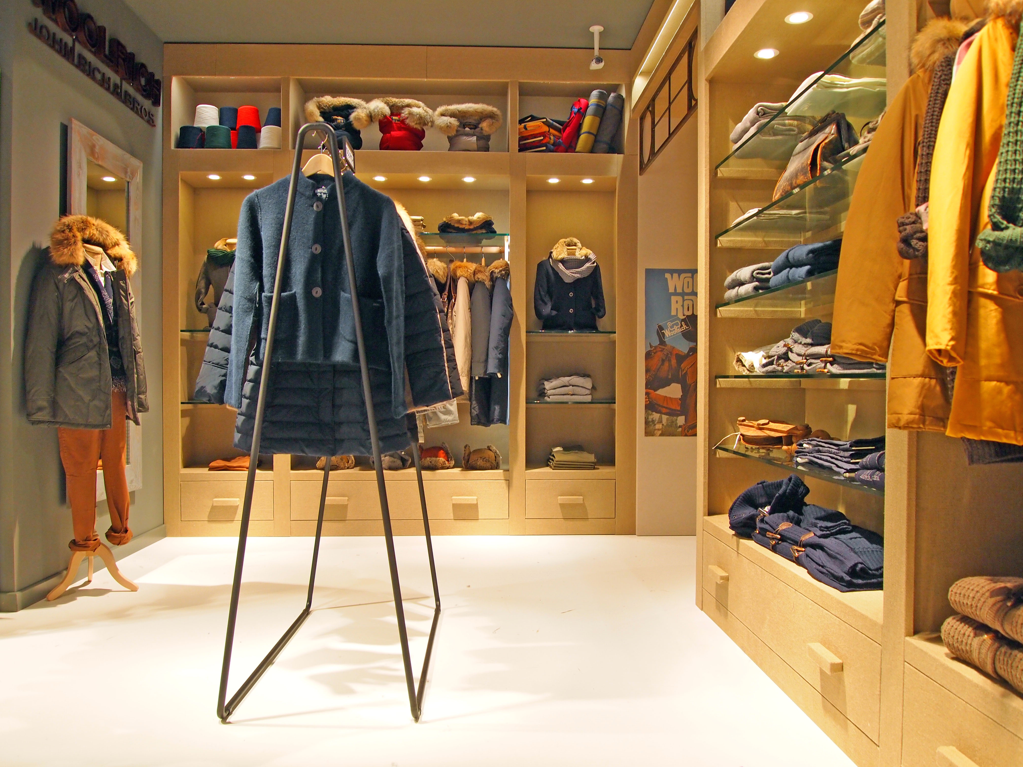 Woolrich Negozi Roma