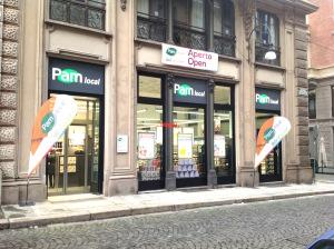 Nel cuore di Torino, in via Botero, è attivo dalla fine dello scorso anno un nuovo punto di vendita Pam Local, il terzo store a insegna Local, la firma di Gruppo Pam per i centri città.