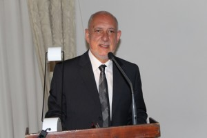 Graziano Costantini, direttore generale di Cooperativa Etruria