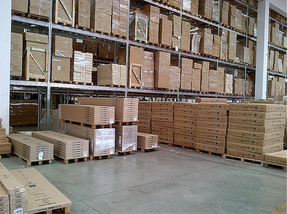 Conforama punta su fercam per la logistica distributiva for Arredo casa piacenza