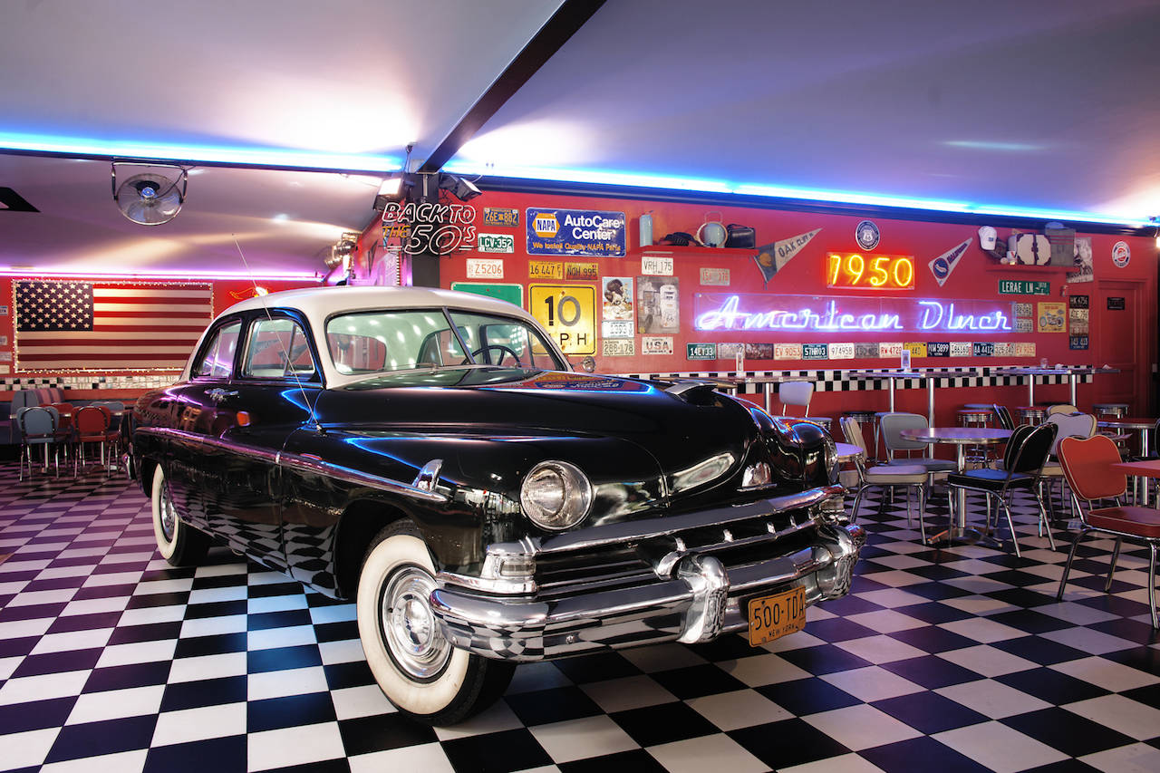 1950 american diner il ritorno degli anni cinquanta gdoweek. Black Bedroom Furniture Sets. Home Design Ideas