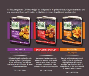 Carrefour Veggie 4