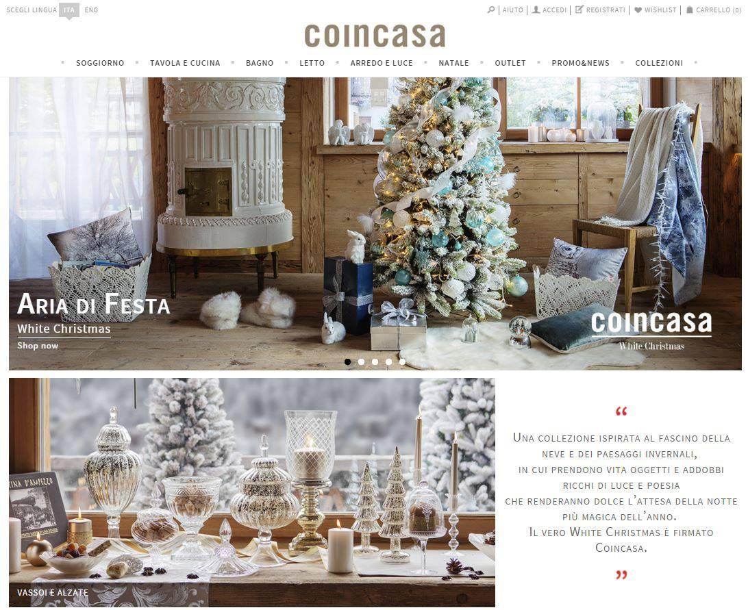 Coincasa potenzia l online e lancia il click collect gdoweek for Coin casa torino