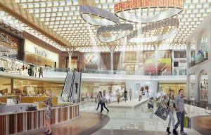 shopping center Finiper Arese