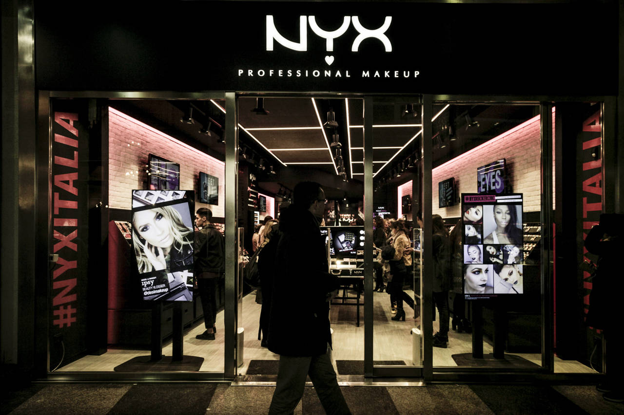 Nyx punti vendita italia