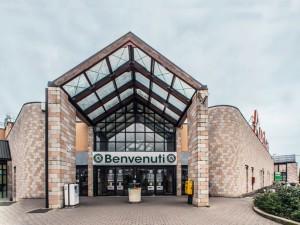 centro commerciale Auchan di Bussolengo