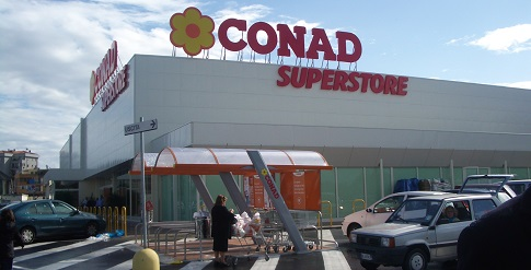 Conad superstore Dao