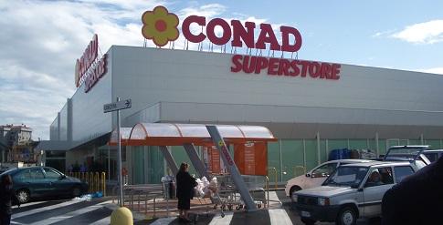 Conad superstore Dao