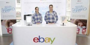 Il pop-up store eBay di San Francisco