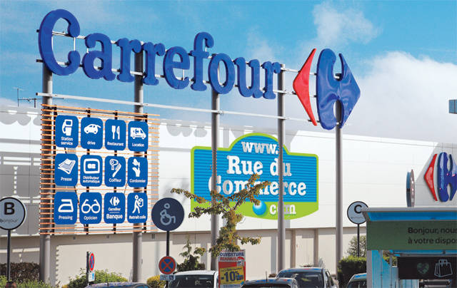 Carrefour Rue du Commerce