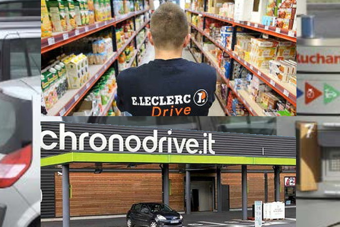 Drive o Click&Collect, come avvicinarsi all'eCommerce