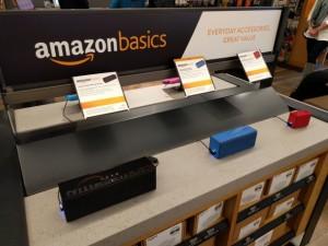 Amazon Books Basics