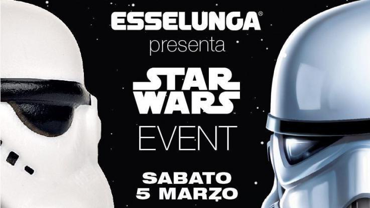 esselunga star wars event
