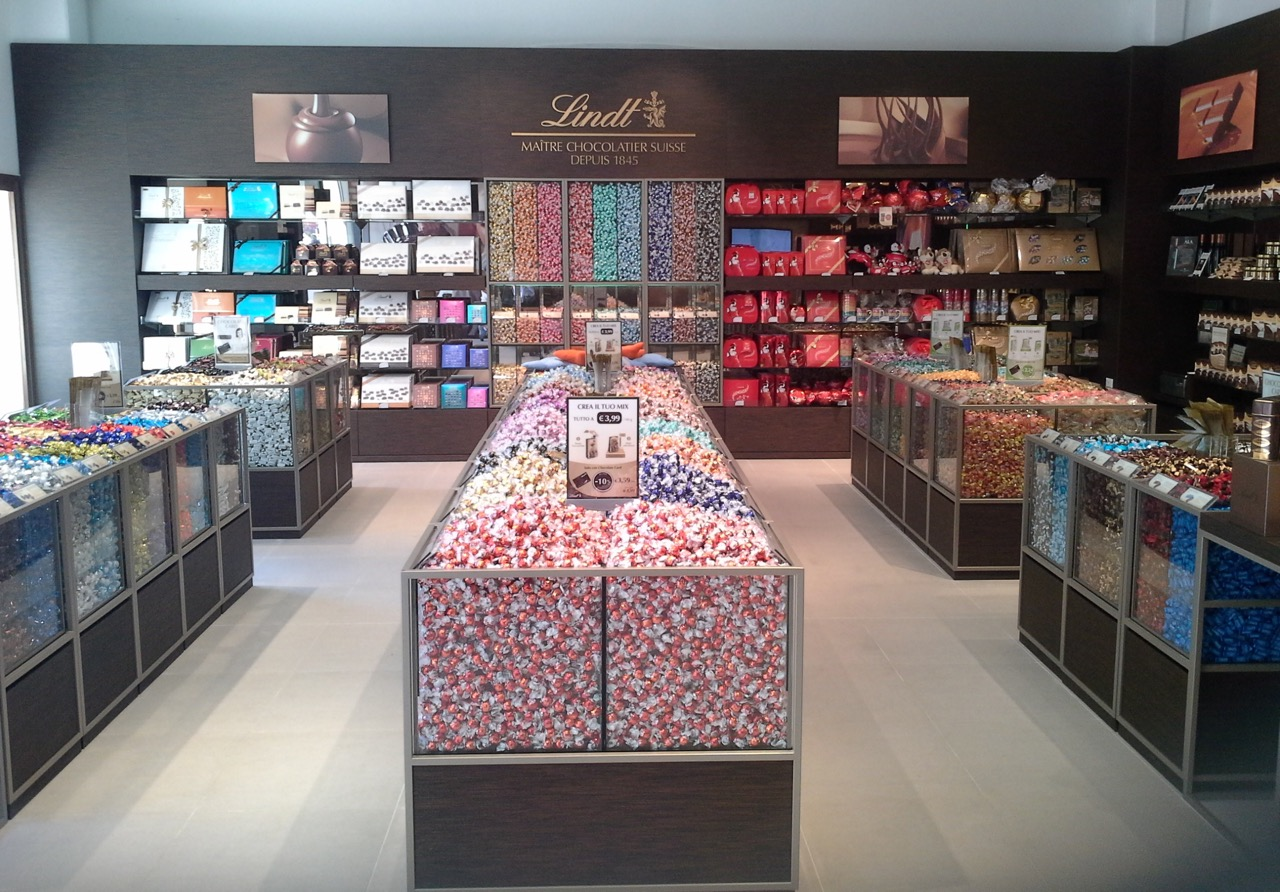 Lindt Shop_Arese