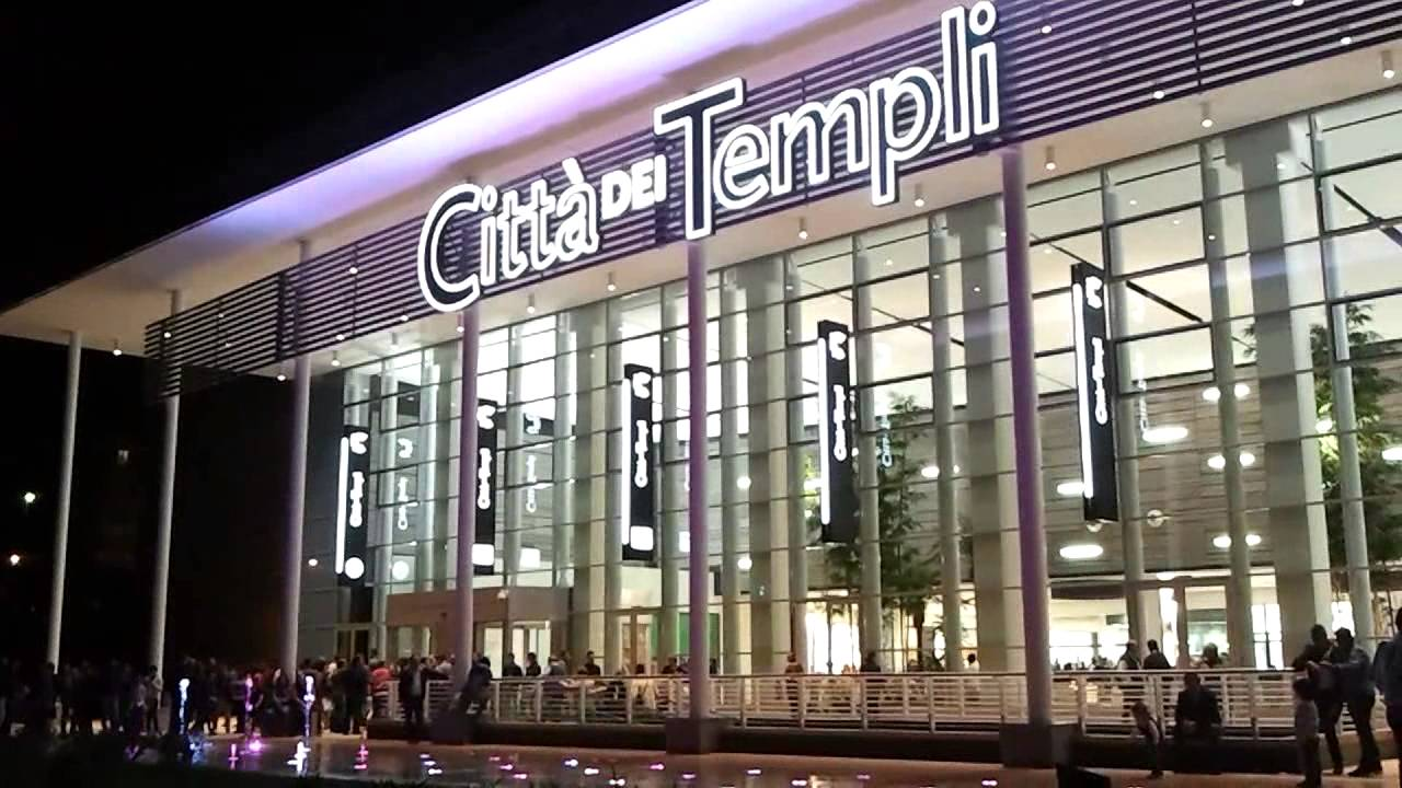 città dei templi Conad