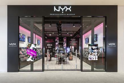 Per Nyx Cosmetics il Centro ad Arese è un bel trampolino di lancio