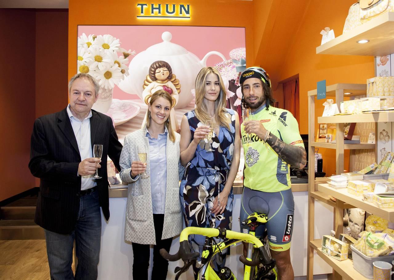 Thun inaugura uno store nel cuore di torino gdoweek for Thun in offerta