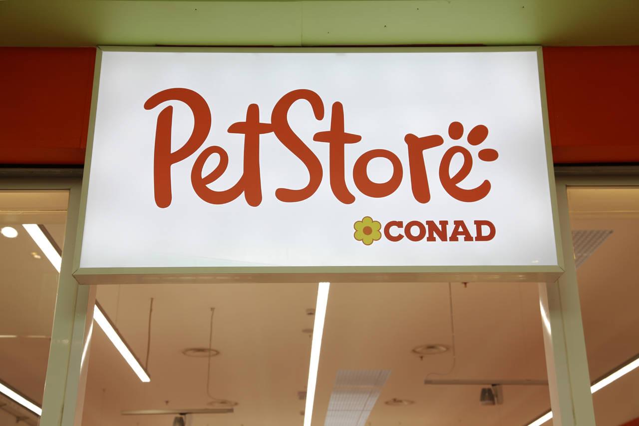Insegna PetStore Conad