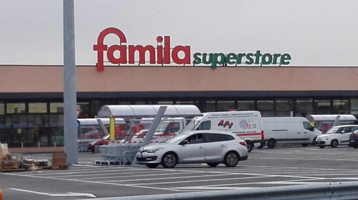 Famila Monselice Esterno Unicomm