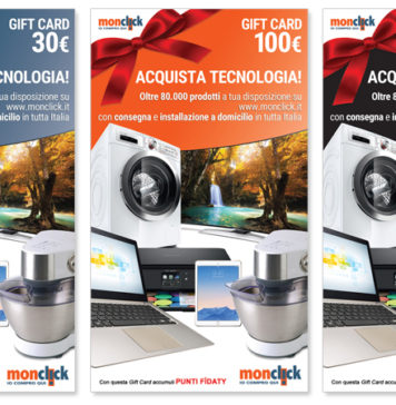MONCLICK GIFT CARD