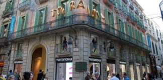 Terranova Barcellona day