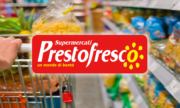 prestofresco supermercati