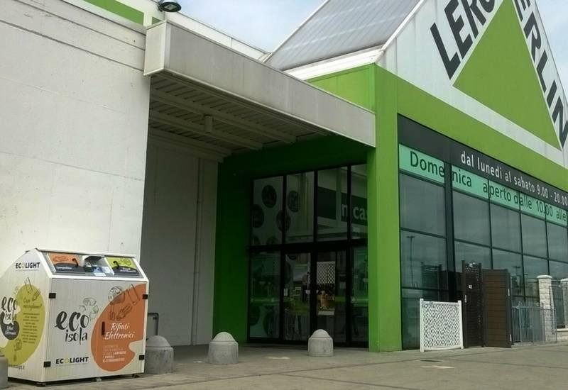 Ecolight e leroy merlin raccolte oltre 24 tonnellate di for Leroy merlin csr