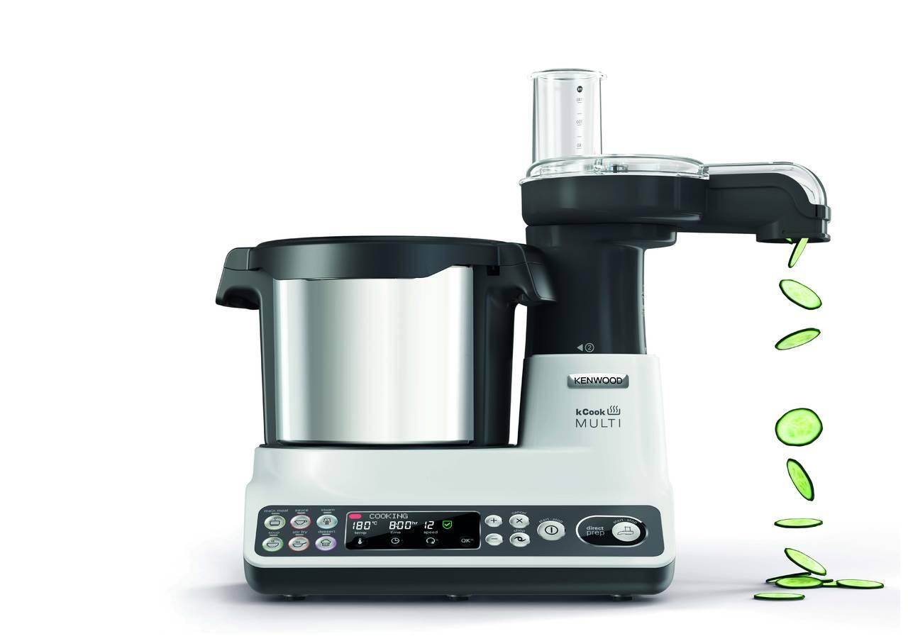 Kenwood ccl401wh robot da cucina con funzione cottura - Robot da cucina con cottura ...