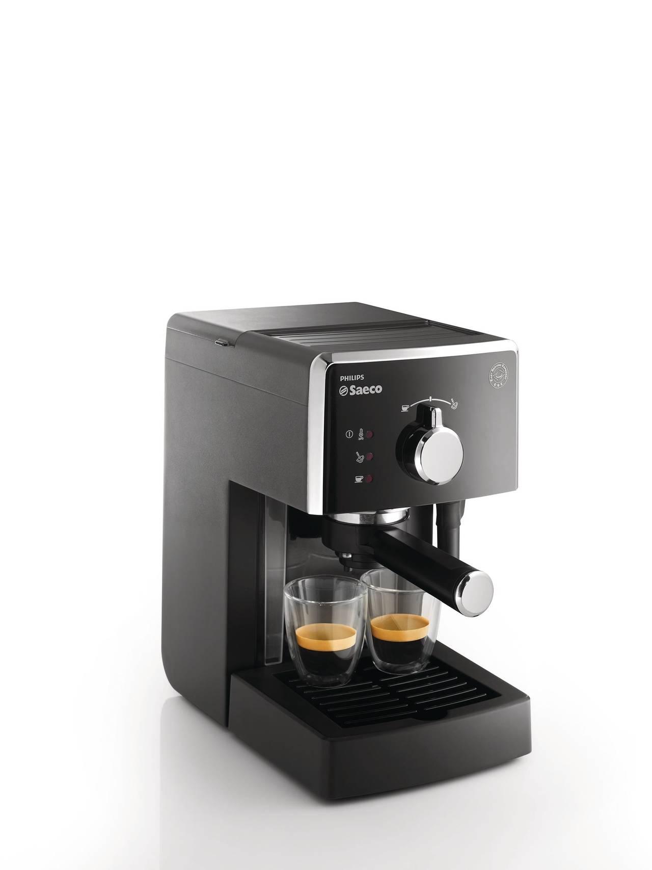 Saeco Poemia HD 8423 macchina da caffè cialde e macinato   Brands Award