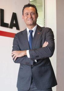 Il presidente di Cefla Shopfitting, Gianmaria Balducci