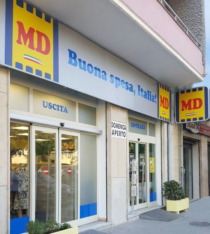 Esterno Cagliari MD
