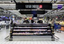Sushi Dayli Roma Pewex