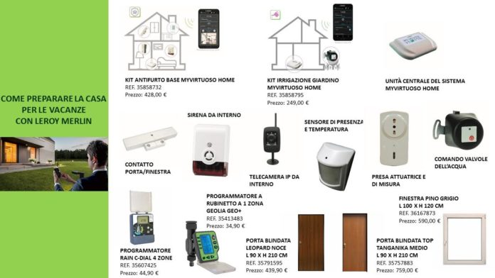 leroy merlin smart home 1