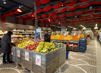U2 Supermercato Torino Via Pacchiotti_1