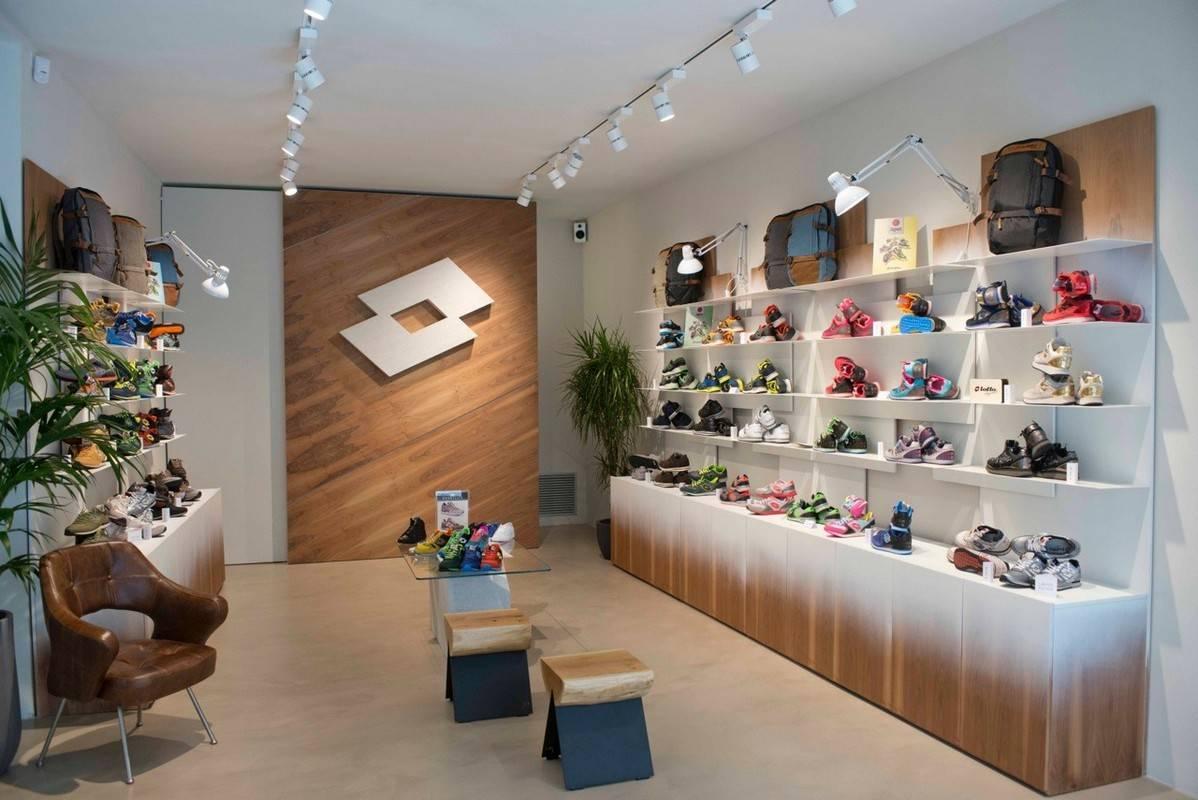 Nuovo Store A Treviso Per Lotto Sport