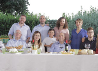 La famiglia nel nuovo spot Zappalà in programmazione sulle televisioni locali e nazionali