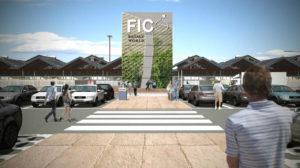 Fico Eataly World, ingresso (rendering)