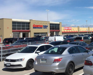 Un pdv Costco a Scarborough (Ontario)