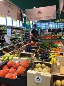 Simply con Brio e Alce Nero per l'ortofrutta biologica nei supermercati