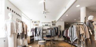 Il primo negozio Stefanel di Danimarca si trova a Skodsborg, vicino Copenghagen