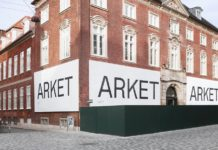 Arket a Copenhagen, il secondo pdv dell'insegna by H&M aperto in Europa