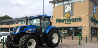 Morrisons bandisce i falsi brand di fantasia, e promuove le produzioni locali inglesi