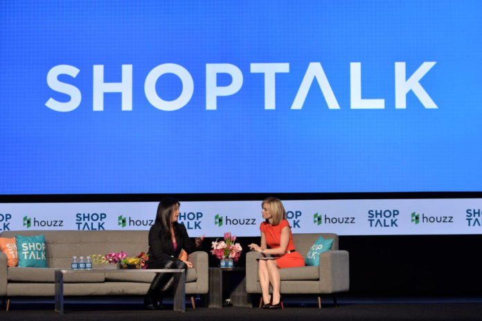 Adi Tatarko, CEO & Co-Founder di Houzz, intervistato da Courtney Reagan, Retail Reporter, CNBC a Shoptalk US