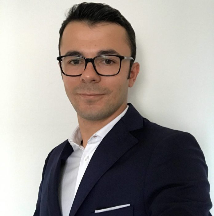Lorenzo Monzo, digital marketing manager del Gruppo VéGé