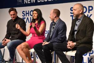 Il panel sulla personalizzazione a Shoptalk US di Las Vegas