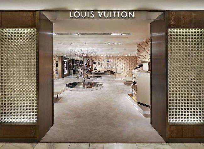 louis vuitton rinascente