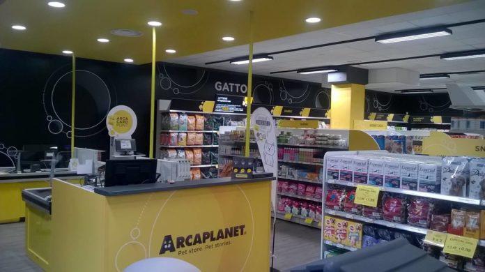 Arcaplanet Store Casse