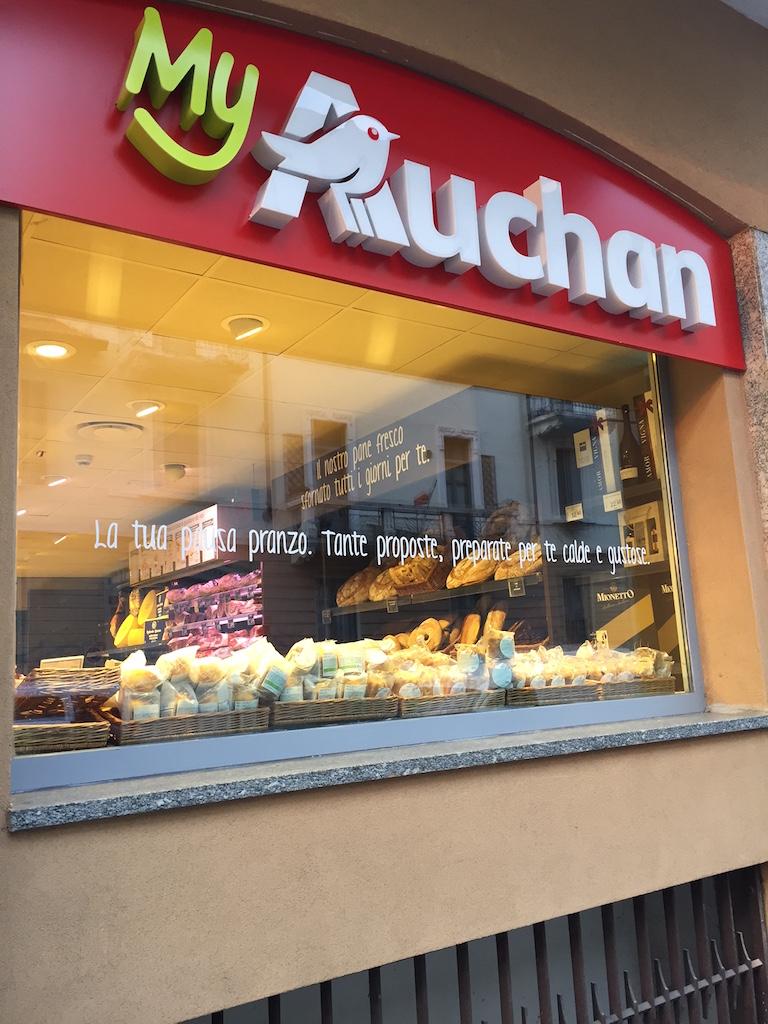 Lo sviluppo di myauchan for Email auchan